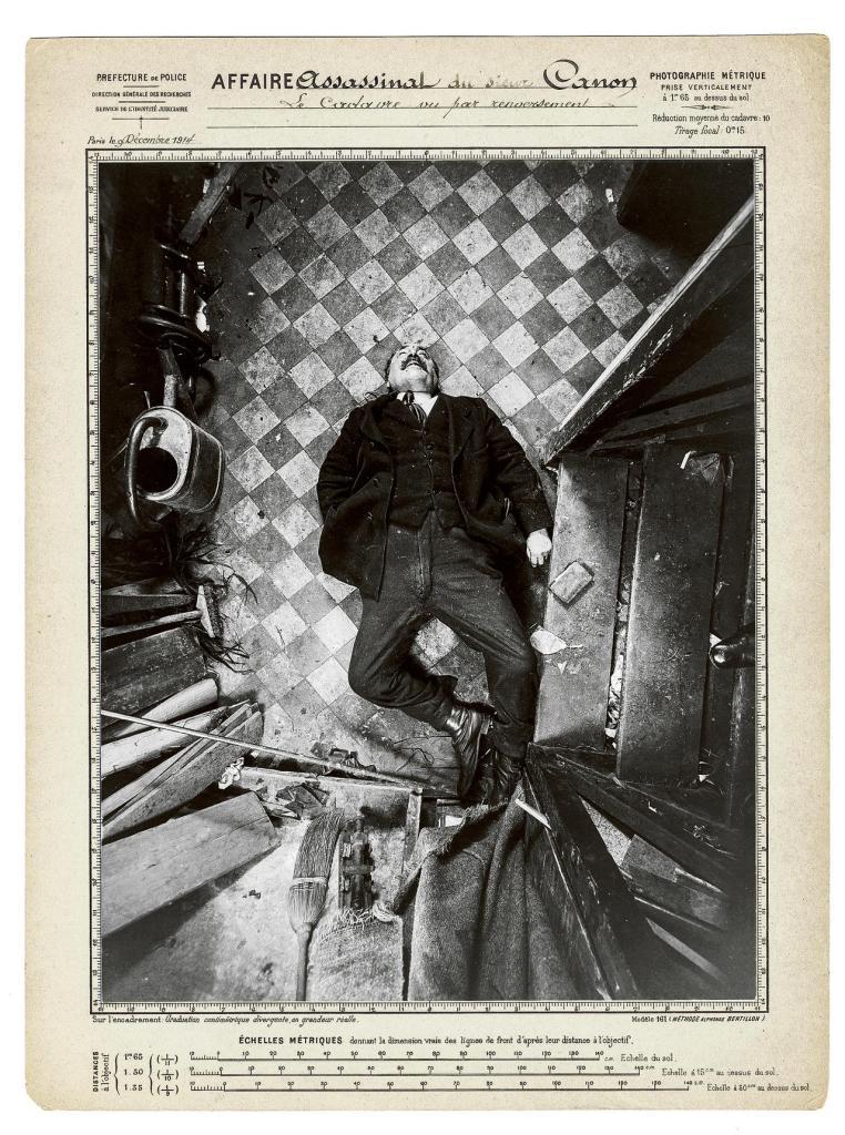 Monsieur Canon Alphonse Bertillon