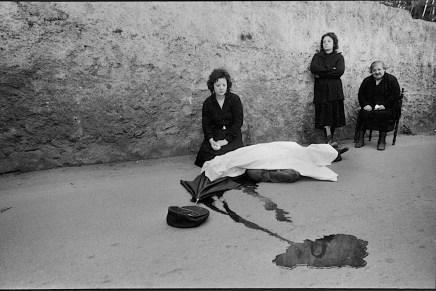 Letizia Battaglia fotografeerde Italiaanse maffiapraktijken