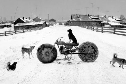 Pentti Sammallahti: zwart wit foto's met diepgang