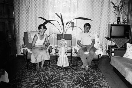 Over Zofia Rydet die álle Poolse huiskamers wilde fotograferen