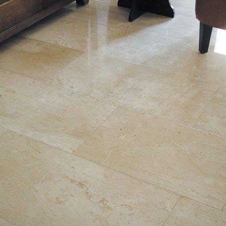 Marmeren vloer  marmer tegels bij KROON Vloeren in Steen