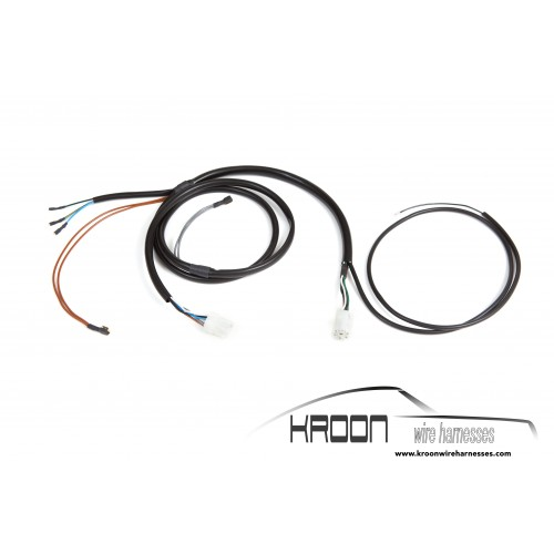 Wire harness double mirror LHD 78-83 art.no: 911.612.164.03
