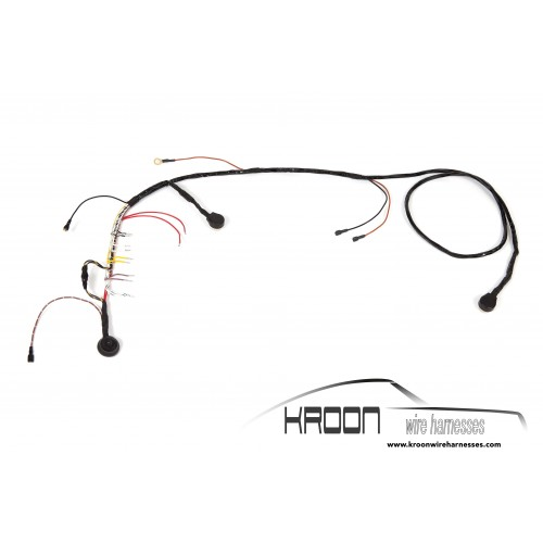 Wire harness for front 911 1970