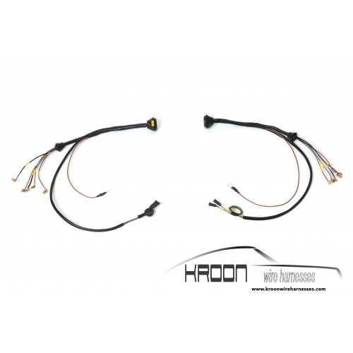 Wire harnes for rear light