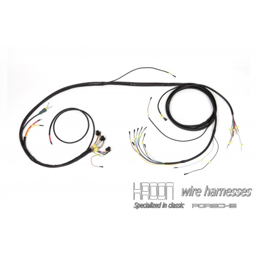 Wire harness for tunnel 911 1969 RHD version