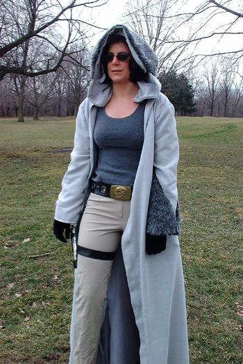 Kropserkel Lara Croft Tomb Raider movie costume coat