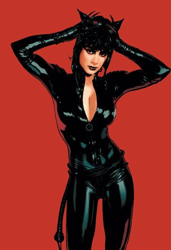 Kropserkel Catwoman Costume Adam Hughes