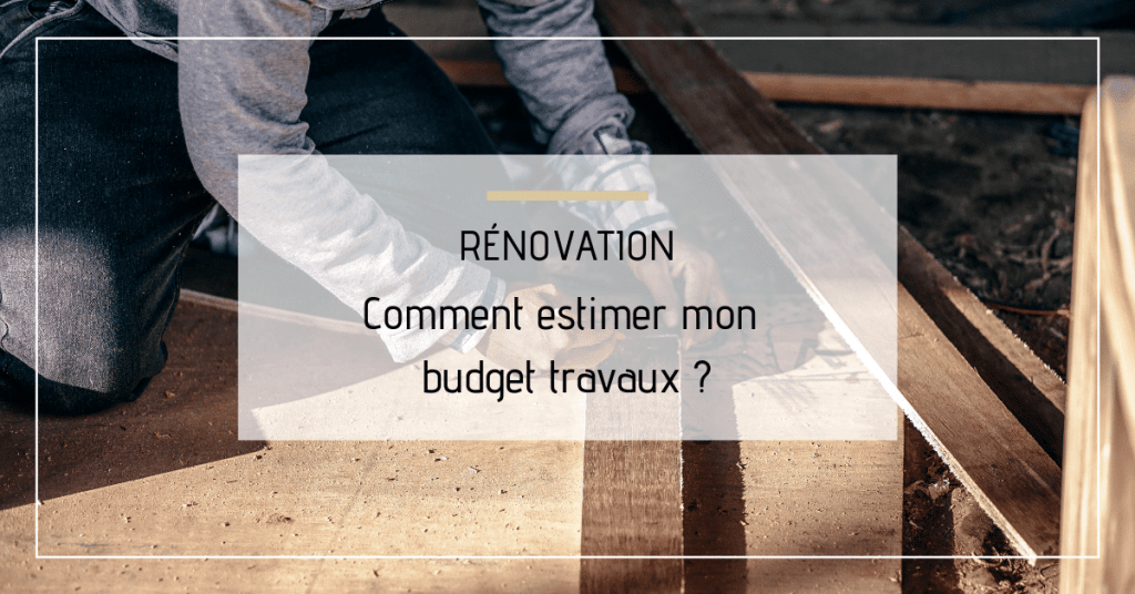estimation budget travaux