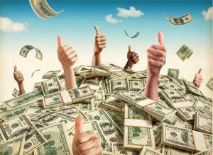 La banii noștri…