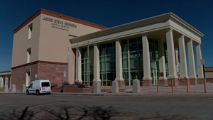 1st Judicial District Courthouse - Santa Fe County_329146