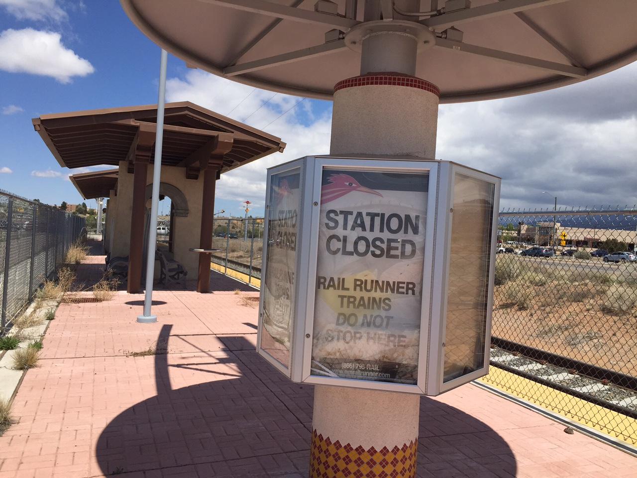 Zia Rail Runner Stop_131265