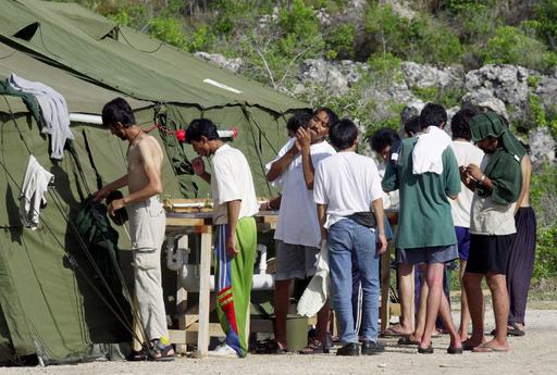 Australia US Refugees_526290