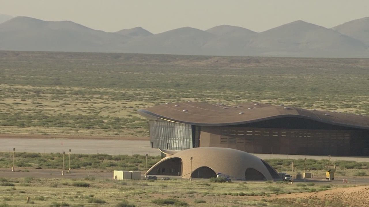 KRQE Poll: Albuquerque voters skeptical Spaceport flights will take off