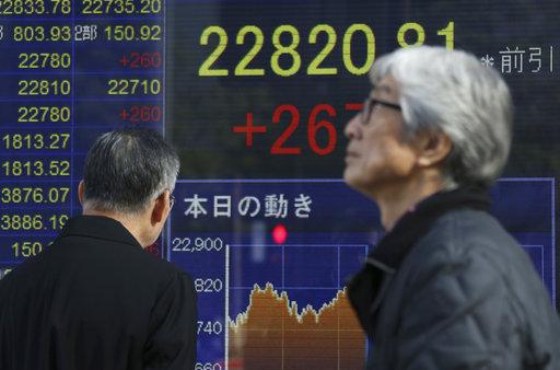 Japan Financial Markets_750571