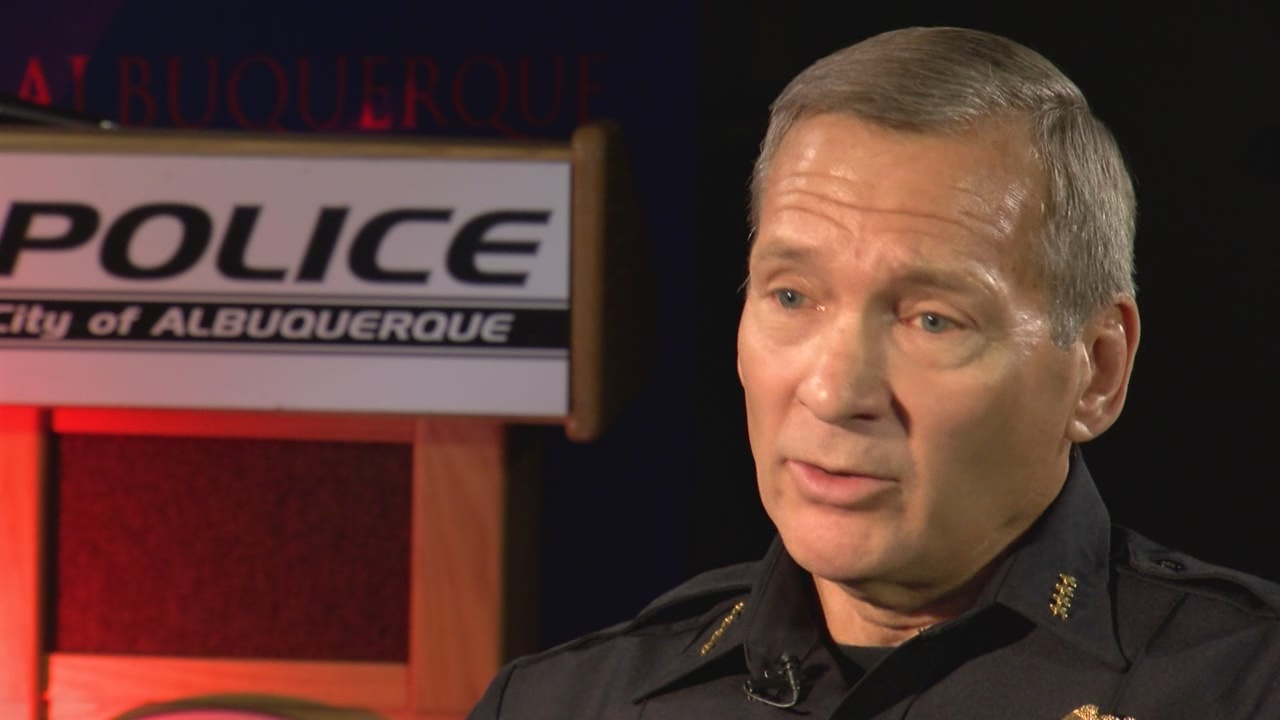 APD's new chief discusses potential suspects in West Mesa murder investigation