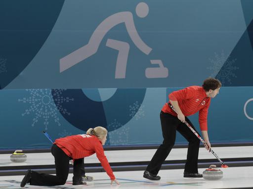 Pyeongchang Olympics Curling_787932