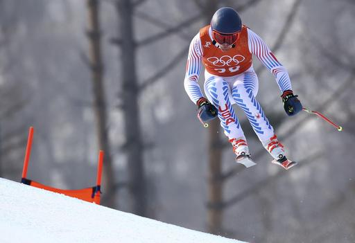 APTOPIX Pyeongchang Olympics Alpine Skiing_790438