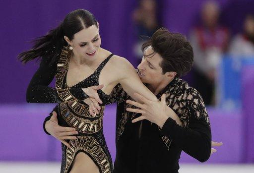 Pyeongchang Olympics Figure Skating Ice Dance_790658