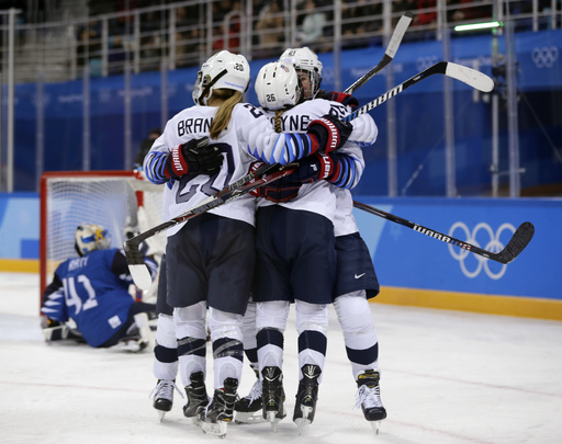 Pyeongchang Olympics Ice Hockey Women_790713