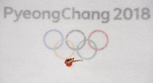 Pyeongchang Olympics Figure Skating Team Event_791924