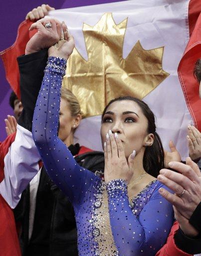 Pyeongchang Olympics Figure Skating Team Event_791331