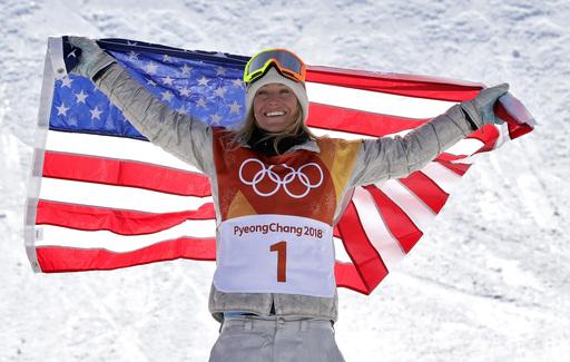 Pyeongchang Olympics Snowboard Women_791185