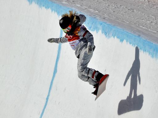 Pyeongchang Olympics Snowboard Women_791988