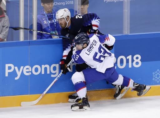 Pyeongchang Olympics Ice Hockey Men_797264