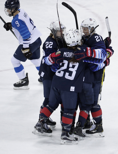 Pyeongchang Olympics Ice Hockey Women_797248