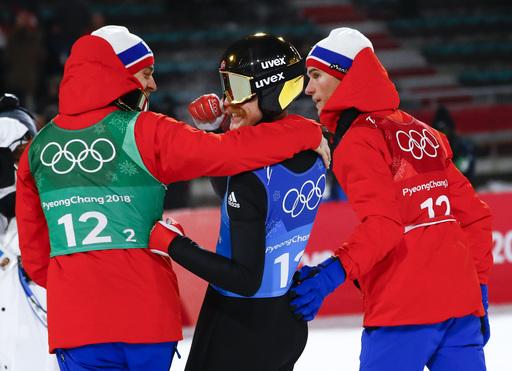 Pyeongchang Olympics Ski Jumping Men_797502
