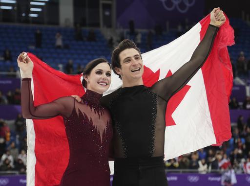 Pyeongchang Olympics Figure Skating Ice Dance_797973