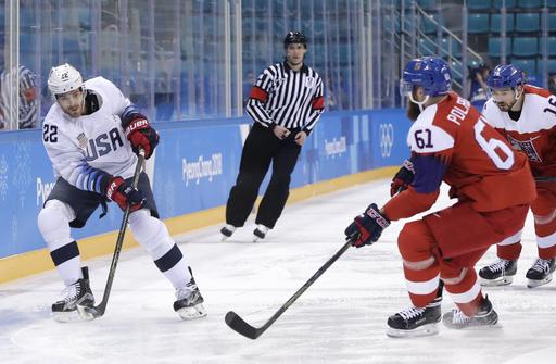Pyeongchang Olympics Ice Hockey Men_798965