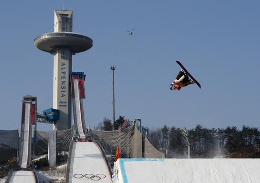 Pyeongchang Olympics Snowboard Wonmen_799903