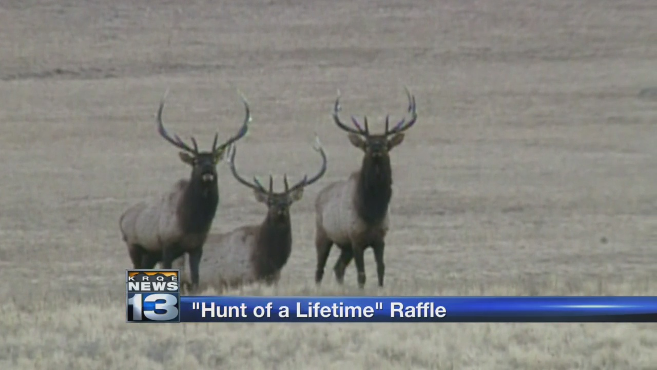 Game and Fish announces Hunt of a Lifetime raffle_1526941607070.jpg.jpg