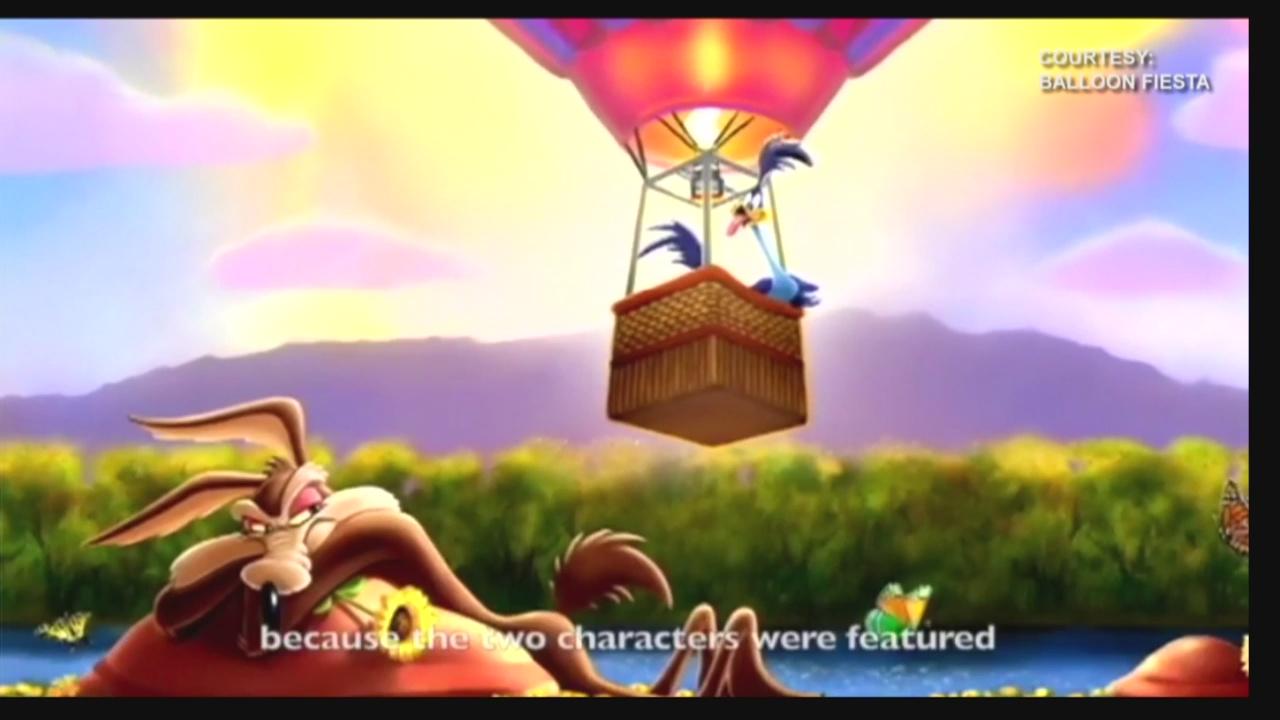 2018 Balloon Fiesta poster features famous cartoon duo_1533077576538.jpg.jpg
