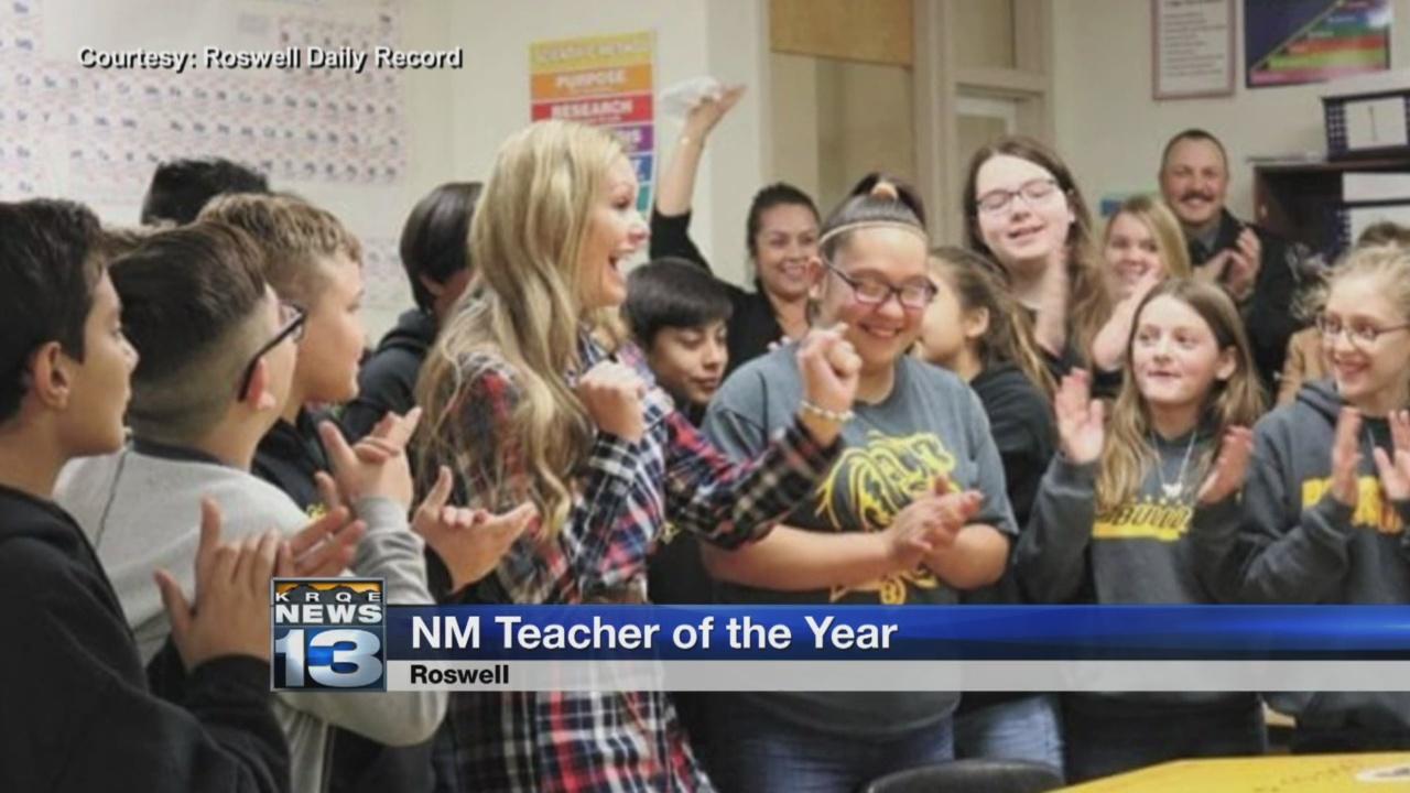Roswell educator named 'New Mexico Teacher of the Year'_1539902550809.jpg.jpg