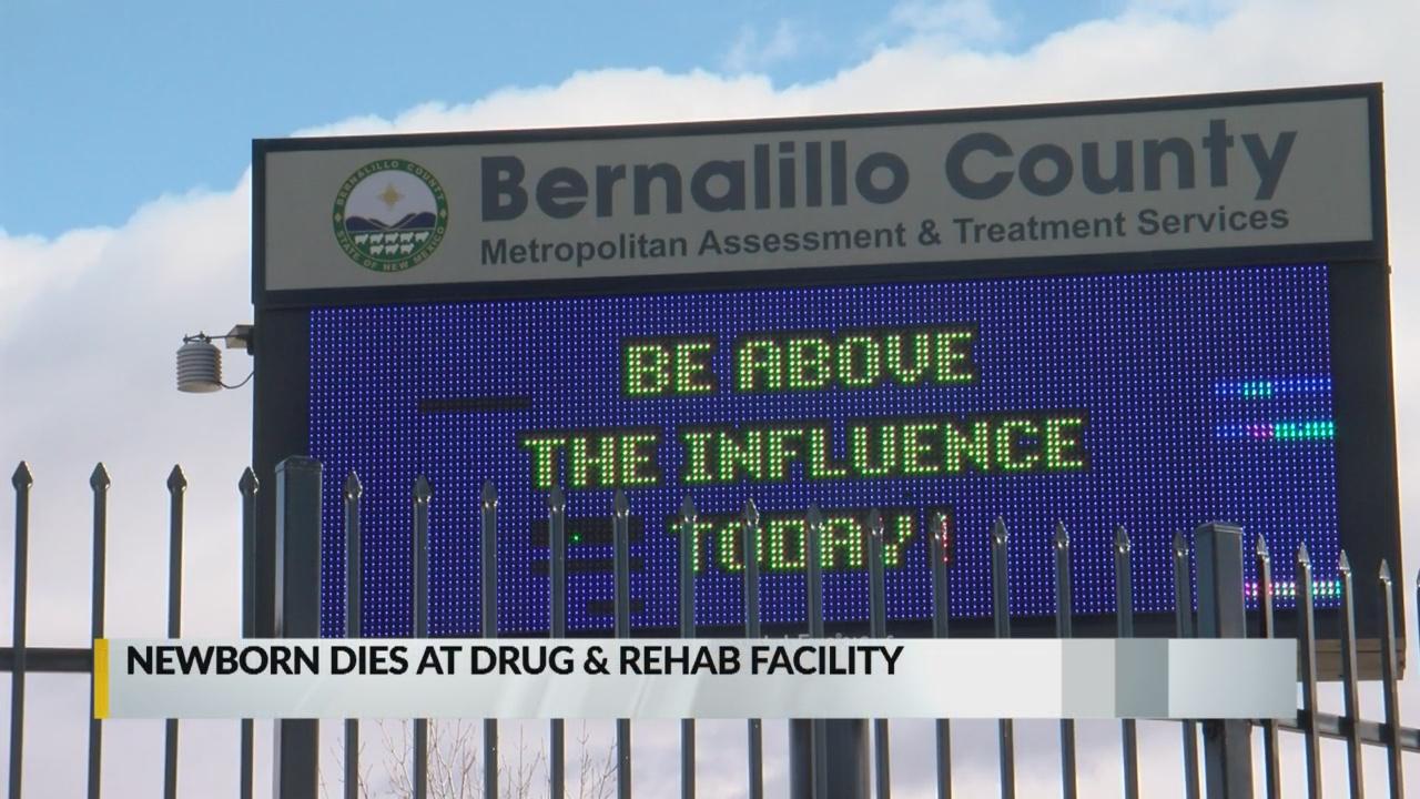 11-day-old child dies at Albuquerque rehab facility_1547680468702.jpg.jpg