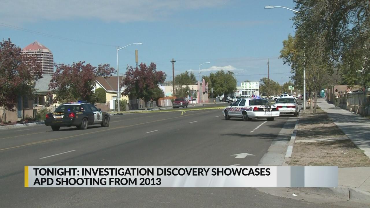 Body Cam' TV series features 2013 Albuquerque police shooting
