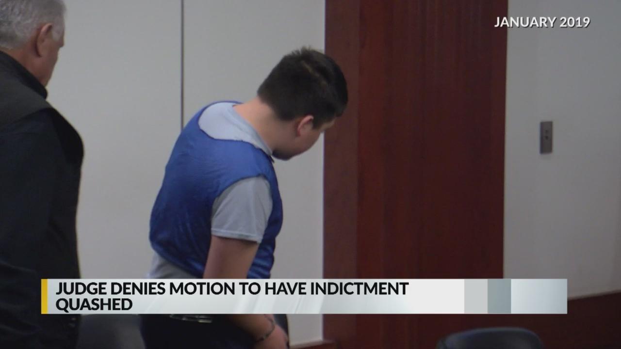 Judge denies motion to move murder case to children's court