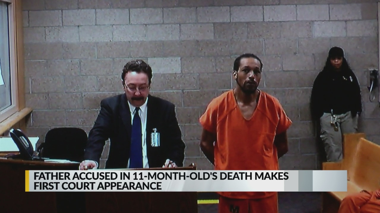 State fighting to keep dad accused of killing infant