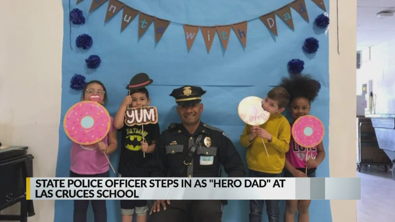 State Police officer plays 'Hero Dad' for Las Cruces first-graders_1558392530941.jpg.jpg
