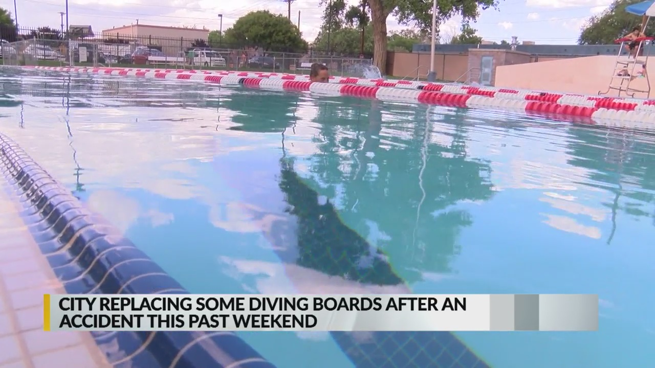 Accident prompts replacement of three diving boards at city ...
