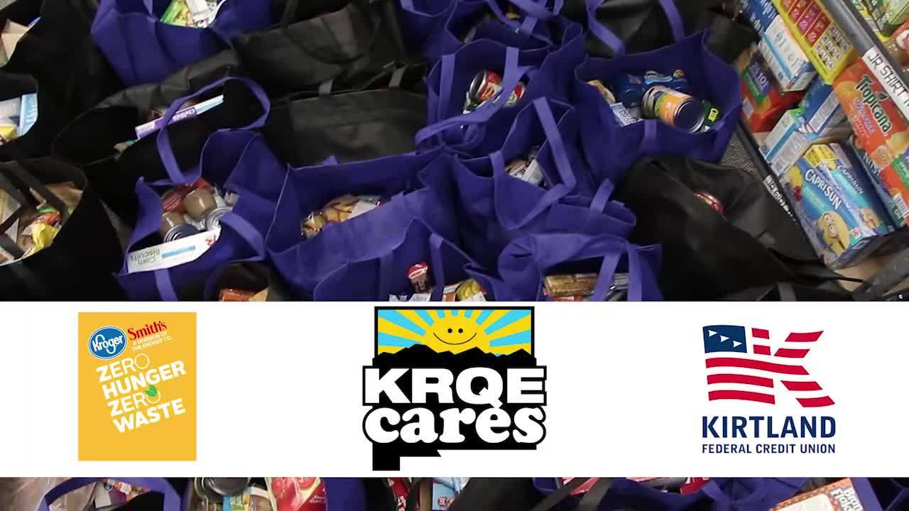 KRQE Cares Food for Kids