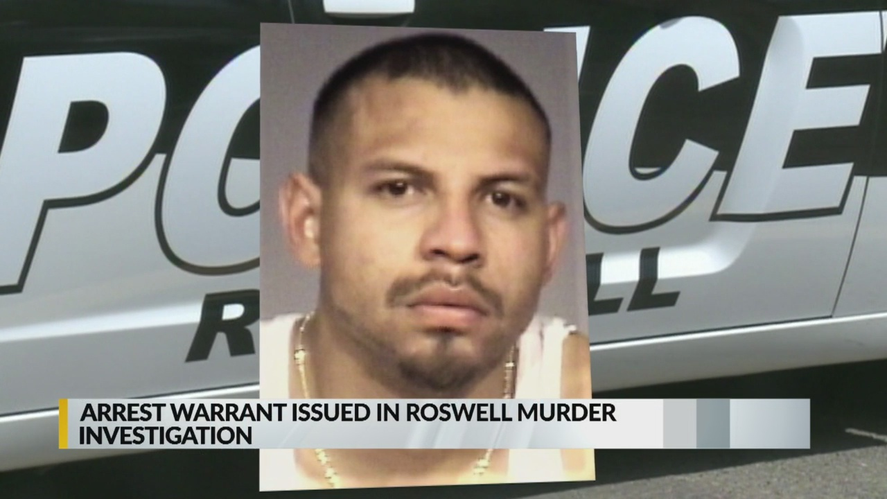 Roswell Police Searching For Deadly Shooting Suspect
