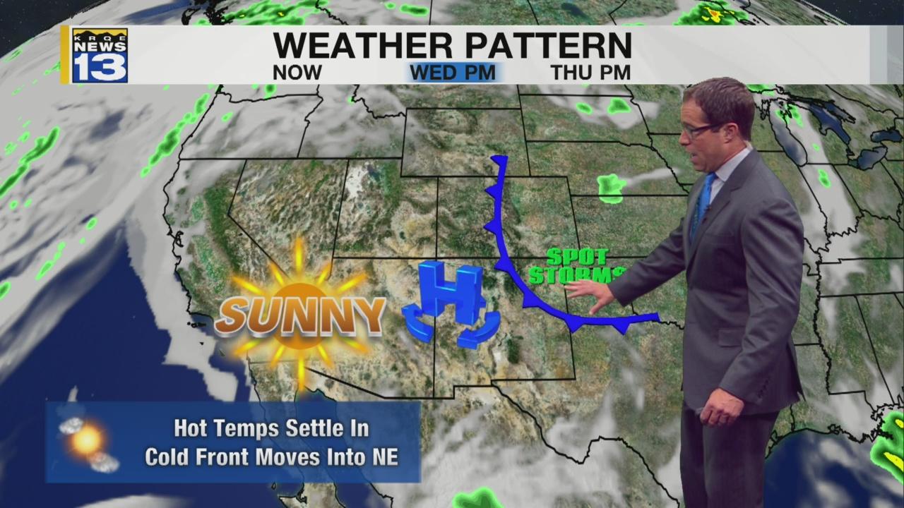 Mark's Tuesday Evening Forecast | KRQE News 13