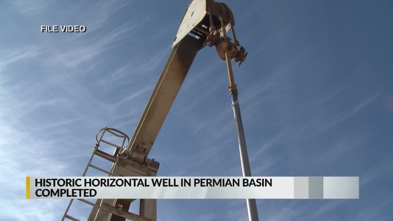Historic horizontal well in Permian Basin completed | KRQE