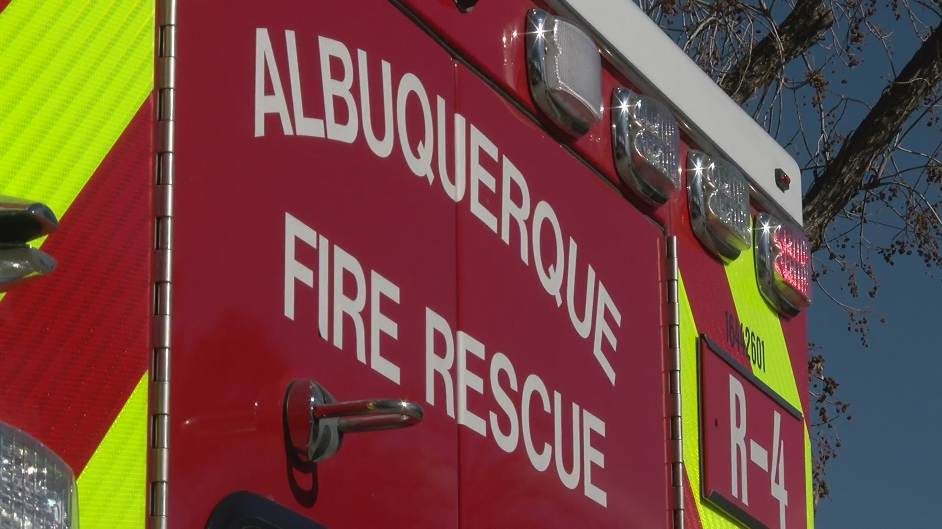 Afr Fire In Northeast Albuquerque House Caused By Floor