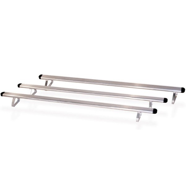 Barres de toit aluminium solution portage utilitaire
