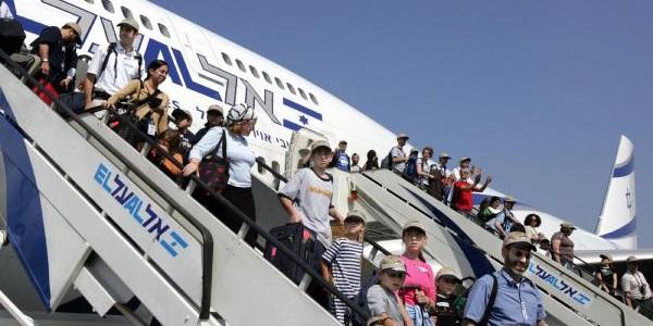 近一万西欧犹太人去年回归 创历史新高