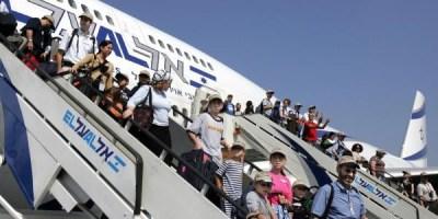 近一萬西歐猶太人去年回歸 創歷史新高